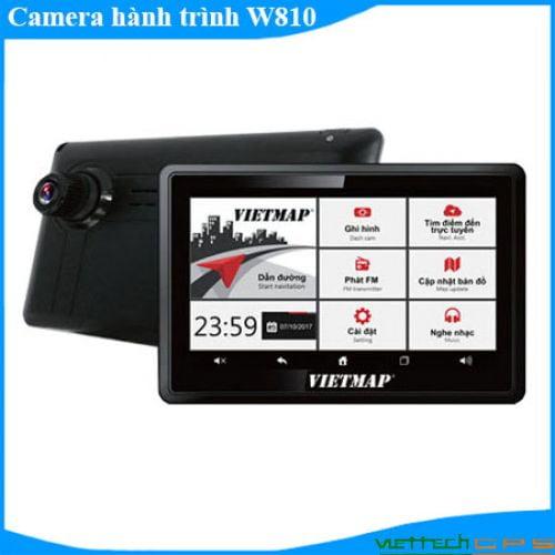 Camera hành trình W810 kiêm dẫn đường