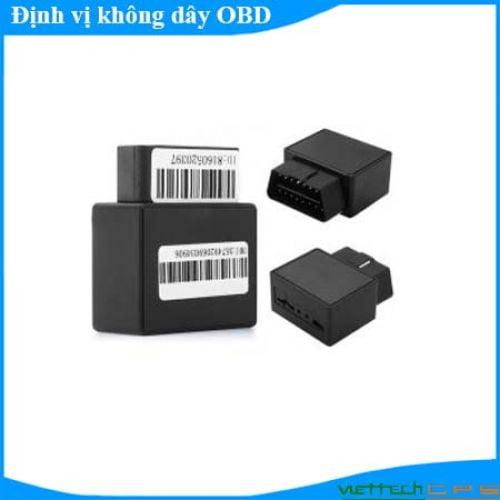 Thiết bị định vị không dây OBD giá rẻ