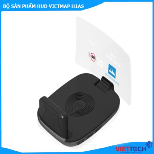 Bộ sản phẩm HUD Vietmap H1AS Hiển Thị Thông Tin Lái Xe Cao Cấp