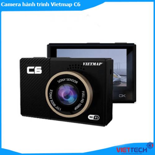 Camera Hành Trình Vietmap C6 Xem Video Qua Wifi Nội Bộ