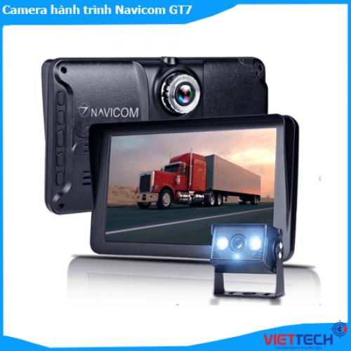 Camera hành trình Navicom GT7 Ghi 2 kênh, Xe Con Xe Tải