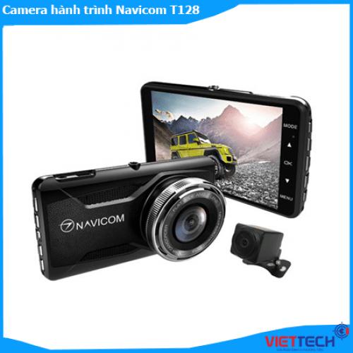 Camera hành trình Navicom T128 Ghi Hình Trước Sau