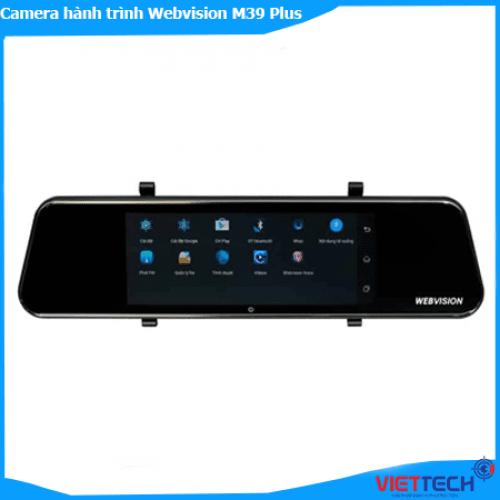 Camera Hành Trình Dạng Gương webvision M39 Plus