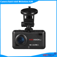 Camera Hành Trình Webvision A28 Độ Nét 4k Cao Cấp