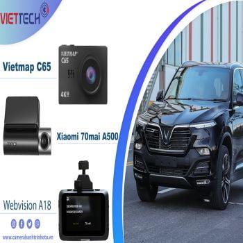 Top 3 thương hiệu camera hành trình ô tô đình đám tại Việt Nam