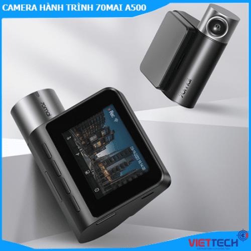 Camera hành trình Xiaomi 70mai A500 2.5K Quốc tế – 70mai Pro Plus