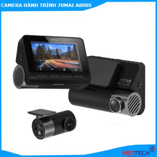 Camera hành trình Xiaomi 70mai A800S 4K Full HD