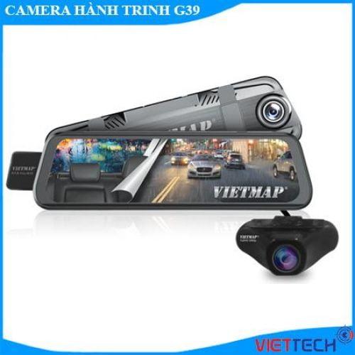 Camera hành trình Vietmap G39 dạng Gương cao cấp