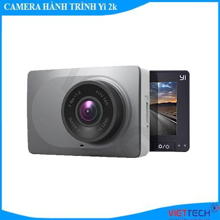 Camera hành trình Xiaomi Yi2K ghi hình vòng lặp thông minh