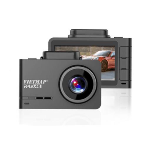 Camera Hành Trình Vietmap R4A Công Nghệ AI Đọc Biển Báo Giao Thông Từ Xa