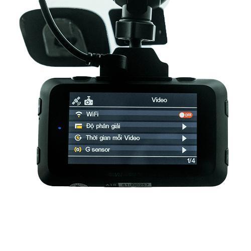 Camera Hành Trình Webvision A18 Độ Nét 2K Đọc Biển Báo AI