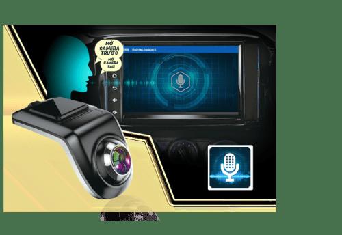 Camera hành trình Vietmap V5 tích hợp DVD Android