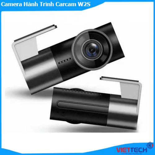 Camera Hành Trình Carcam W2S Tinh tế - Nhỏ Gọn - Chất Lượng