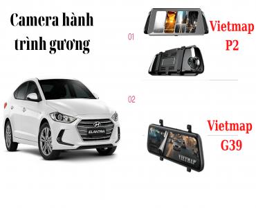 Top 2 Camera hành trình dạng gương, hot nhất 2021