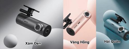 Camera Hành Trình Xiaomi M300 Dạng Thỏi Son Siêu Gọn