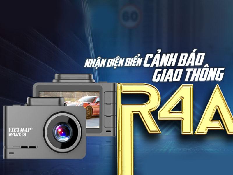 camera hành trình vietmap r4a tại hải phòng